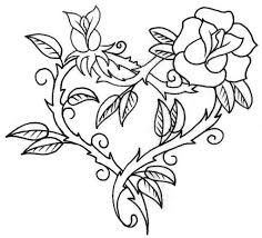 rose flowers drawing free download clip art free clip art on