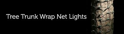 net lights for trees and easy for trees and columns