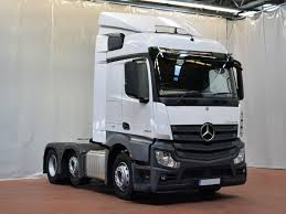 mercedes actros mercedes actros 2543 space enza truck and