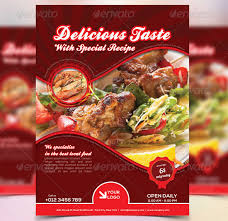 Free Food Brochure Templates food brochure templates bbapowers info