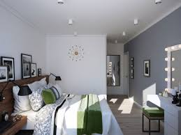 Scandinavian Room Going Scandinavian In Style Space Savvy Apartment In Moscow
