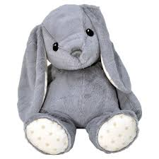 stuffed bunny cloud b hugginz plush bunny large target