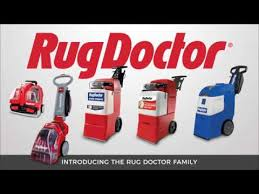 Are Rug Doctors Steam Cleaners Rug Doctor Carpet Cleaning Machines Youtube