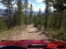 Colorado Ohv Trail Maps by Trail Review Arapaho National Forest Grand Lake Co