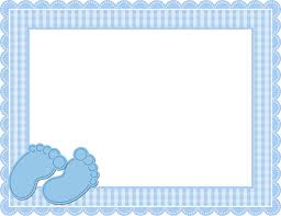 baby blue gingham frame vector welovesolo