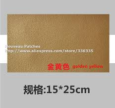 Self Adhesive Leather Online Shop Free Shipping 3 Pcs Self Adhesive Leather Sticker Diy