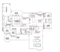5 bedroom house plans 5 bedroom one house plans photos and