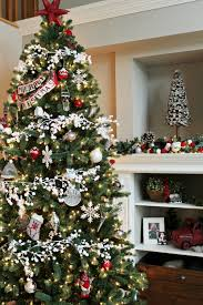 christmas home decoration ideas 20 gorgeous christmas trees ella claire