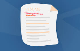 brief summary of background for resume what is the difference between an objective and a summary what is the difference between an objective and a summary statement at the top of a resume alameda county training education center