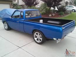 nissan 620 king cab 1976 show pick up truck restored turbo ka24de