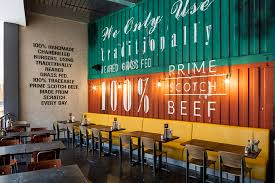 Fast Casual Restaurant Interior Design Fast Food Retail Design Blog