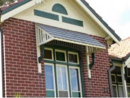 Wooden Window Awnings Federation Timber Awnings House Inspiration Pinterest