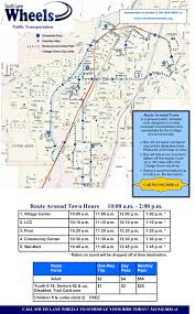 Grove City Outlet Map Information South Lane Wheels