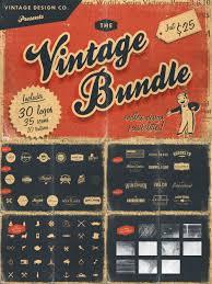 vintage design the most comprehensive vintage bundle of all time design cuts