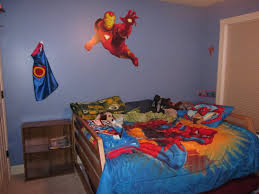 Superman Room Decor by Bedrooms Magnificent Boys Superhero Bedroom Superman Bedroom