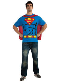 Womens Halloween T Shirts by Superman T Shirt Costume