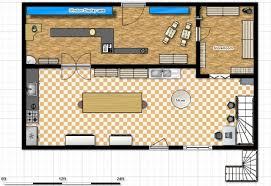 floor plans of cockaigne bakery and edmund u0027s upstairs apartment
