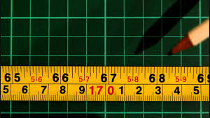 8 feet in inches how to read a tape measure youtube