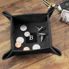 monogramed tray monogrammed catchall tray all gifts olive cocoa