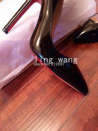 brand 2014 womens red bottom shoes high heels shoes luxury