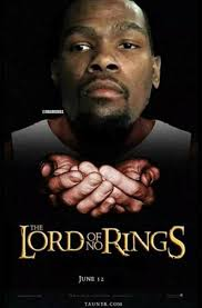 Lord Of The Ring Memes - nba memes on twitter kevin durant lord of the rings edition