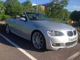 bmw convertible gumtree bmw convertible 320i msport with fsh in coventry midlands