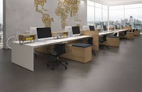Office Furniture Modern Open Plan Office Furniture Commercial Spaces Pinterest Open