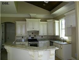 Kitchen Rta Cabinets Furniture Classic Rta Cabinets With Granite Countertop For Small