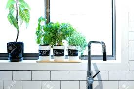 kitchen window sill ideas kitchen window sill ideas windowsill decor indoor herb garden