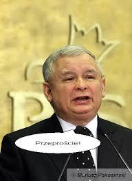 jaroslaw kaczynski przeproscie jpg