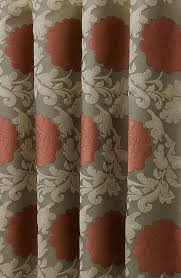 Made To Measure Drapes Burnt Orange Curtains Comfortable Curtains Inspiration Spiffy