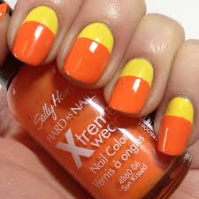 12 yellow and orange nail designs nail art quick and easy fimo