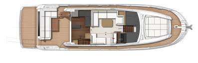Luxury Yacht Floor Plans by Prestige 520 Asia Yachting Luxury Yacht Hong Kong Second
