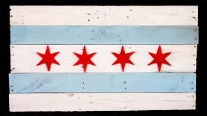 Chicago Flag Star How To Make A Pallet Wood Flag Youtube