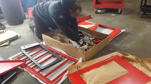 harbor freight sand blast cabinet upgrades pt 1 harbor freight blast cabinet tacoma company upgrade kit