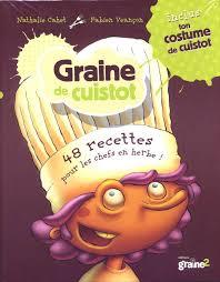 coffret livre de cuisine livre coffret cuisine graine de cuistot livre 1 tablier et 1