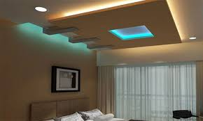 Commercials  Residencies False Ceiling Design Decoration Ideas - Ceiling design for bedroom