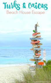 family travel u2013 beach house escape in turks u0026 caicos