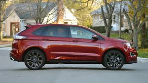 ford edge crossover 2017 ford edge sport review the power to corrupt