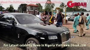 roll royce nigeria nigerian big men that stormed pasuma u0027s 50th birthday grand finale