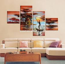 livingroom paintings abstract oil painting on canvas african art abstract oil painting