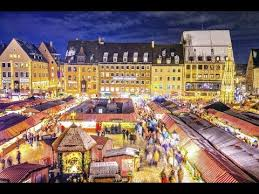 german market nuremburg a tour