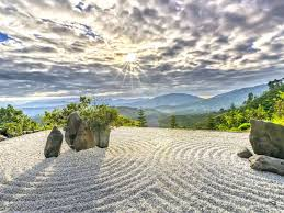 zen garden designer in southern california