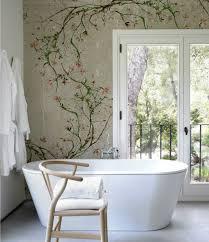 design badezimmer designer tapeten und wanddekoration fürs badezimmer trendomat