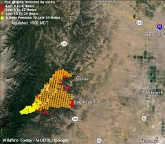 Wild Fire Brian Head Utah by Dog Head Fire Continues To Spread To The East Near Chilili New