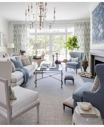 soft blue and white living room dj systems pinterest white