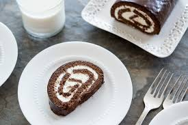 chocolate swiss roll cake the pioneer woman