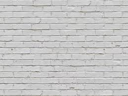 Brick Wall by White Brick Tile White Brick Wall In Subway Tile Pattern A