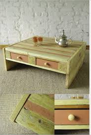 Diy Repurposed Furniture Ideas Ideas Diy Wood Pallet U2013 20 Creative Furniture Idea Coffee
