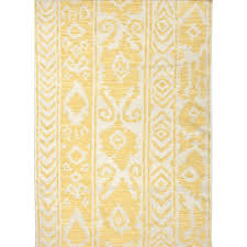 Tribal Area Rug Home Decorators Collection Payson Misted Yellow 2 Ft X 3 Ft